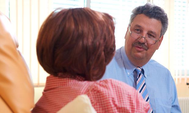 beratung und medizinische aufklärung in der praxisklinik herne